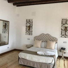Отель Hostal Central Palace Madrid Номер Делюкс с различными типами кроватей фото 3