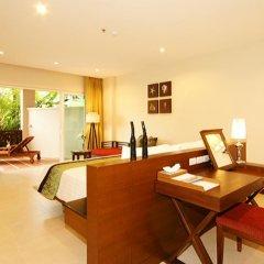 Отель The Heritage Pattaya Beach Resort 4* Номер Делюкс с различными типами кроватей фото 28