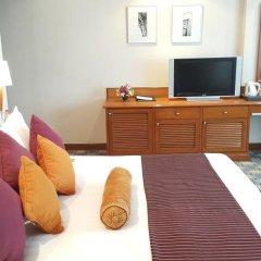 Boulevard Hotel Bangkok 4* Номер Делюкс с разными типами кроватей фото 19