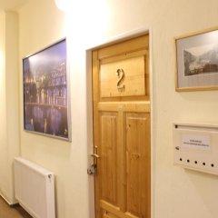 Отель Pension Platan 3* Стандартный номер с двуспальной кроватью фото 9