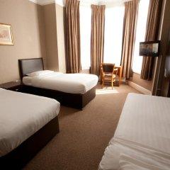 Newham Hotel 2* Стандартный номер с различными типами кроватей фото 8