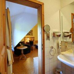 Отель Ringhotel Villa Moritz 3* Номер категории Эконом с двуспальной кроватью фото 2