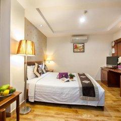 Eden Garden Hotel 3* Стандартный номер с различными типами кроватей фото 6