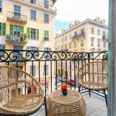 Отель Centragence Le Cassini балкон