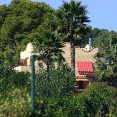Отель La Promesa Испания, Олива - отзывы, цены и фото номеров - забронировать отель La Promesa онлайн балкон