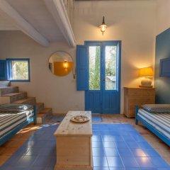 Отель Casa Blu Фонтане-Бьянке комната для гостей фото 2