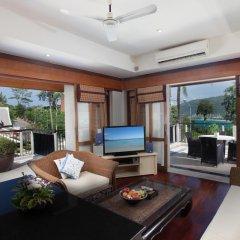 Отель Baan Yin Dee Boutique Resort 4* Президентский люкс двуспальная кровать фото 4