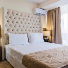 Гостиничный Комплекс Жемчужина 4* Люкс Студия разные типы кроватей