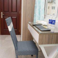 Отель LeBlanc Saigon 2* Номер Премьер с двуспальной кроватью фото 13