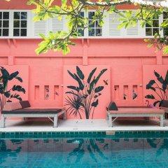 Отель Sandalay Resort Pattaya бассейн фото 3