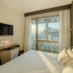 Отель NH Collection Milano President 5* Люкс с различными типами кроватей фото 9