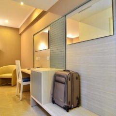 Capital Tirana Hotel 3* Стандартный номер с различными типами кроватей фото 4