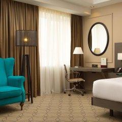 Гостиница DoubleTree by Hilton Kazan City Center 4* Номер Делюкс с различными типами кроватей фото 3