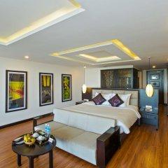 Отель Hoi An Silk Marina Resort & Spa 4* Люкс Премиум с различными типами кроватей фото 2