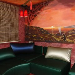 Hotel Complex Dyuk Коттедж с различными типами кроватей фото 3
