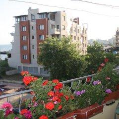 Отель Homestay Kostadinov Болгария, Поморие - отзывы, цены и фото номеров - забронировать отель Homestay Kostadinov онлайн балкон