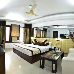 Отель Sohi Residency 3* Номер Делюкс с различными типами кроватей фото 4