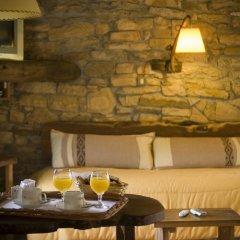 Отель Cabañas Y Suites Villa Bonita Вейнтисинко де Майо в номере фото 2
