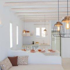 Отель Naxian Utopia Luxury Villas & Suites 3* Люкс с различными типами кроватей фото 12