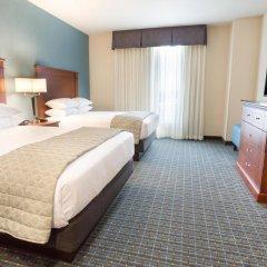 Отель Drury Inn & Suites St. Louis Brentwood 3* Номер Делюкс с различными типами кроватей фото 2
