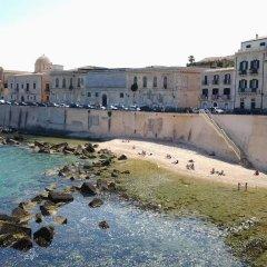 Отель Alla Giudecca Сиракуза приотельная территория фото 2