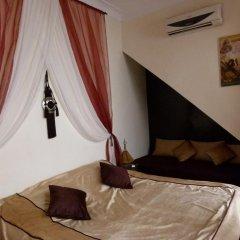 Отель Riad Al Warda 2* Стандартный номер с различными типами кроватей фото 2