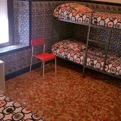 Отель Arc House Sevilla Номер с общей ванной комнатой с различными типами кроватей (общая ванная комната) фото 6