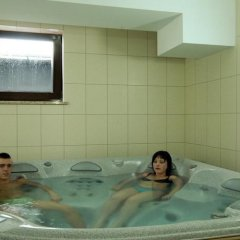 Отель Ośrodek Konferencyjno Wypoczynkowy Hyrny Закопане бассейн фото 3