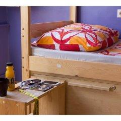 Hostel Goodmo Кровать в общем номере с двухъярусной кроватью фото 4