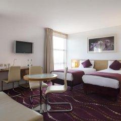 Louis Fitzgerald Hotel 4* Стандартный номер с 2 отдельными кроватями фото 2