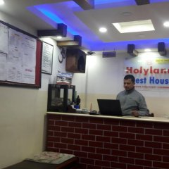 Отель Holyland Guest House Непал, Катманду - отзывы, цены и фото номеров - забронировать отель Holyland Guest House онлайн интерьер отеля