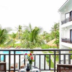 Отель Hoi An Waterway Resort 3* Номер Делюкс с различными типами кроватей фото 7