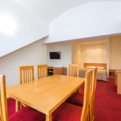 Гостиница АкваЛоо 3* Апартаменты с двуспальной кроватью фото 14