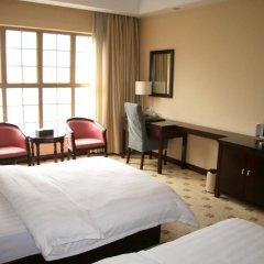 Junyue Hotel 4* Номер Делюкс с различными типами кроватей фото 3