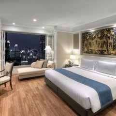 Grande Centre Point Hotel Ratchadamri 5* Номер Grand Deluxe с различными типами кроватей фото 6