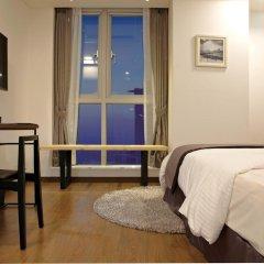 Ocloud Hotel Gangnam 3* Стандартный номер с различными типами кроватей
