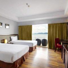 Отель D Varee Jomtien Beach 4* Улучшенный номер с различными типами кроватей фото 3