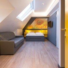 Buddy Hotel 3* Стандартный номер с различными типами кроватей фото 4