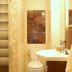 Отель Apartamenty Szlachecki i Pod Artusem Гданьск ванная фото 2