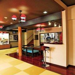 Отель Mochiduki Ryokan Минамиогуни гостиничный бар