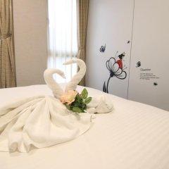 Ximen 101-s HOTEL 3* Стандартный семейный номер с различными типами кроватей фото 8