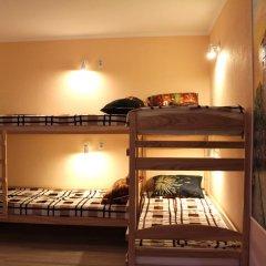 Koenig Hostel Кровать в общем номере с двухъярусной кроватью
