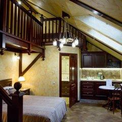 Apart-hotel Horowitz 3* Апартаменты с двуспальной кроватью фото 15