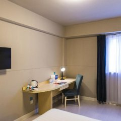 Jinjiang Inn Xian Dayanta Hotel комната для гостей фото 4