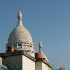 Отель Mansarde des Artistes балкон