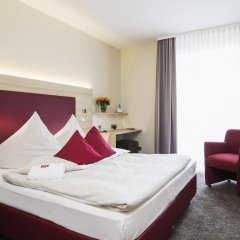Concorde Hotel Am Leineschloss 3* Номер категории Эконом с двуспальной кроватью фото 2
