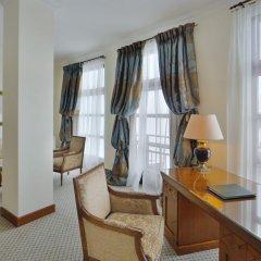 Отель Vilnius Grand Resort 4* Президентский люкс с различными типами кроватей фото 5