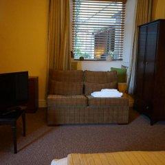 Отель Moresby Hall удобства в номере