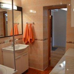 Гостиница Kamenets Podolskiy Украина, Каменец-Подольский - отзывы, цены и фото номеров - забронировать гостиницу Kamenets Podolskiy онлайн ванная