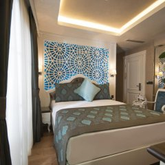 Antusa Palace Hotel & Spa 4* Стандартный семейный номер с двуспальной кроватью фото 4